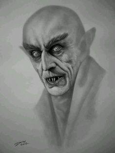 Nosferatu vampire vampires
