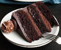 I'm Turning Anna Sultana's Sour Cream Chocolate Cake with Dark Chocolate Glaze Sour Cream Chocolate Cake, Chocolate Filling, Chocolate Glaze, Melting Chocolate, Turning 60, Mocha Cake, Fudge Frosting, Unsweetened Chocolate, Pastry Cake