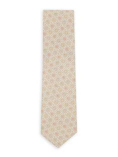 Star Print Tie