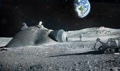 Una base sulla Luna può rifornire di carburante i cargo in viaggio verso Marte ed è nella posizione ideale per studiare l'Universo.