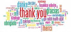 Gracias idiomas