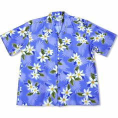 Breezy Purple Hawaiian Rayon Shirt  #madeinhawaii #hawaiian