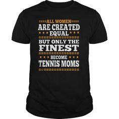 I Love TENNIS - MOM T shirts