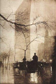 Edward Steichen, Grid Iron, NYC