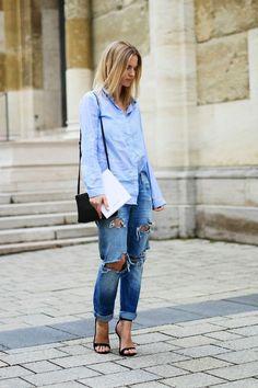 rich girls.: Blogger Style | Mija.