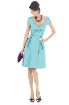 Alfred Sung D502 Bridesmaid Dress | Weddington Way