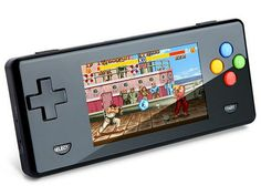 For the classic video game lover, the A380e Pocket Retro Game Emulator is like a dream come true. It is a NES, SNES, GBA, Sega Genesis, and Neo Geo emulator that is about the size of a GameBoy Micro.