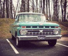 1966 Ford F100 Ranger