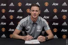 Manchester United have completed the signing of Nemanja Matic from their rival club Chelsea FC in a deal believed to be Aston Villa, Club Chelsea, Chelsea Fc, Football Transfers, Manchester United Players, Premier League Champions, Transfer Window, Sporting, Sports
