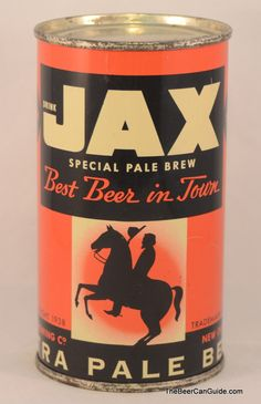 Jax Special Pale Brew ,New Orleans ~1946 ( no arm )