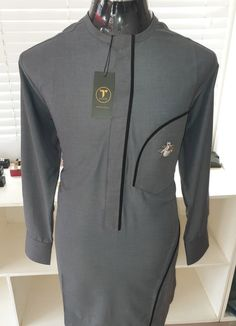 Latest African Wear For Men, Latest African Men Fashion, African Fashion Traditional, Nigerian Men Fashion, African Attire For Men, African Clothing For Men, African Shirts, Dashiki For Men, Best African Dresses