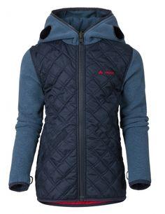 Kids Lysbille 3in1 Jacket - fjord blue VAUDE