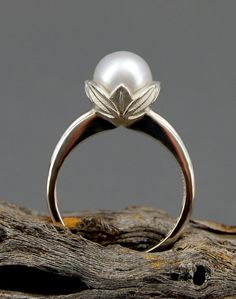 Evlin W  engagement ring wedding ring promise ring by LusterWear, $247.00
