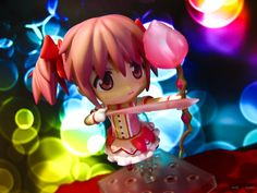 Not Your Typical Magical Girl, featuring Nendoroid Madoka Kaname. Photo by ~eyebowl from deviantArt