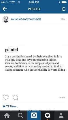 Pabitel