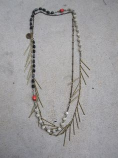 Antique rosary chains SS12 and AW12