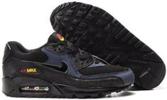 new concept 6be10 8d292 www.asneakers4u.com  Nike Air max 90 Air Max 90 Black, Air