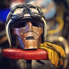 CROIG X Lambourne Doom Mask. Available on www.croig.co/shop