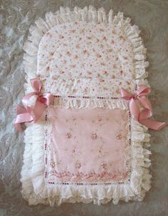 Angela Lace: Six New Baby Pouches