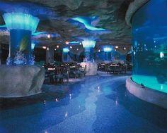 Kemah Aquarium Restaurant