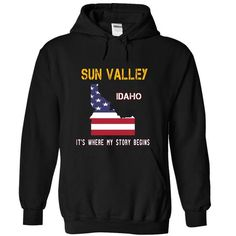 Sun Valley - Its where my story begins T-Shirts, Hoodies (38.99$ ==► Order Here!)
