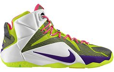 best cheap 6043a 3d7dc Nike LeBron 12 iD   Now Available - NikeBlog. Lebron James Basketball,  Basketball Shoes