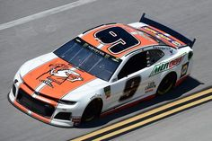 Austin Dillon will start on the pole in the No. Chase Elliott Car, Darlington Raceway, Talladega Superspeedway, Jr Motorsports, Nascar Race Cars, Monster Energy Nascar, Nascar Diecast, Vintage Race Car, Car Wrap