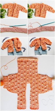 Easy Diy Crochet Projects To Complete At Home - Crochet - Diy Crafts - mokokos Pull Crochet, Crochet Diy, Crochet For Kids, Crochet Crafts, Simple Crochet, Crochet Ideas, Diy Crafts, Simple Crafts, Crochet Dolls