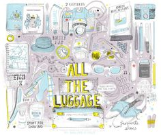 'What's Inside my Suitcase'