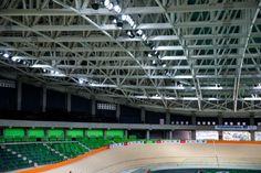 Uma das obras mais polêmicas da Olimpíada, velódromo é entregue no Rio de Janeiro   Infraestrutura Urbana