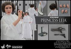 Hot Toys Princess Leia Sixth Scale Figure