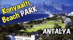 Где погулять в Анталии? - Konyaalti Beach Park - Antalya - Turkey 2016 [...
