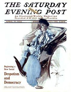 Saturday Evening Post April, 1903