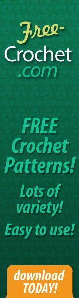 FREE Crochet Patterns: Head sizes for Crochet Hats