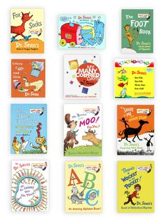 Seuss Board Book Bundle by Random House at Gilt $47.52
