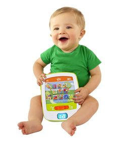 Take a look at this White Lights & Sounds Fun Pad on zulily today!