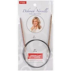 Deborah Norville Fixed Circular Needles 32in Size 3 (3.25mm)