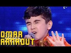 Omar Arnaout habibi - أغنية أخرى للطفل عمر الذي أبهر الجمهور بغنائه بالعربية - YouTube