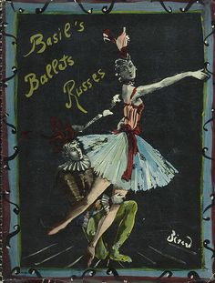 Basil's Ballets Russes by BERARD