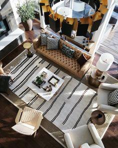 modern cozy living r