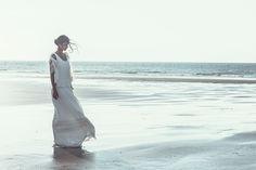 wedding dress: Laure de Sagazan | Collection 2014
