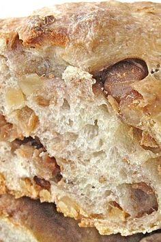 Apple-Walnut Fondue Bread Recipe