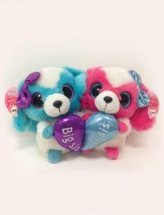 6 Inch BFF Plush Dog Set. Ty BabiesTy ToysTy Beanie ... 0cef405ef429