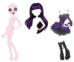 blue monster high doll - Google Search