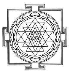 16 Sacred Symbols that Ooze Positive Energy 3 Hindu Symbols, Spiritual Symbols, Sacred Symbols, Sacred Geometry Meanings, Sacred Geometry Tattoo, Meditation Symbols, Yoga Symbols, Energy Symbols, Yi King