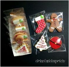 Galletas navideñas Custom Cookies