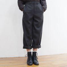 【 Today's Pickup Item 】 #ITOKAWAFILM - #SQUARE #POCKETTAILORED #TROUSER ¥56,500 +tax http://instagram.com/p/x6IdQCC7_d/ [ E-Shop ] http://www.raddlounge.com/?pid=85691870 #streetsnap #style #raddlounge #wishlist #stylecheck #kawaii #fashionblogger #fashion #shopping #unisexwear #womanswear #clothing #wishlist #brandnew #LEONARDODICAPRIO #69US #MOHAIR #VEJASKRUSZEWSKI