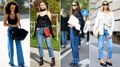 50 Street Style-Approved Ways to Wear BlueJeans | StyleCaster