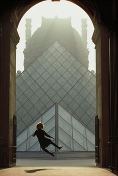 The Louvre:  National Geographic
