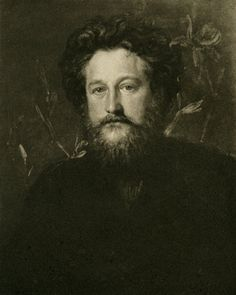 "When William Morris (1834-1896) died at the age of sixty-two, his physician declared that the cause was ""simply being William Morris, and having done more work than most ten men."""